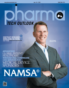 An Interview with John Gorski, NAMSA President and CEO